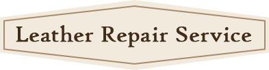 Leather Repair Service, Logo
